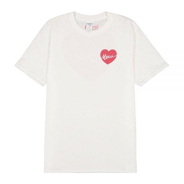 Heart Cotton t-shirt