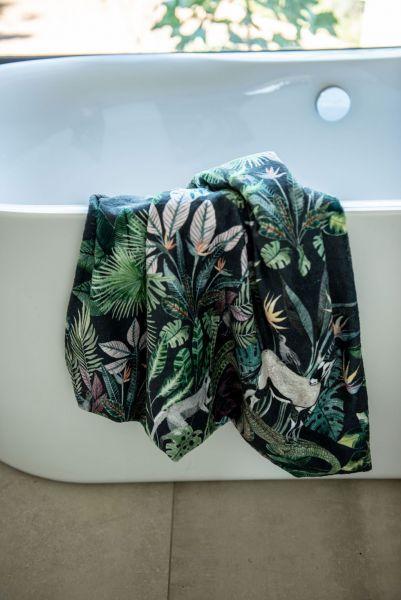 Wildlings Charcoal Towel