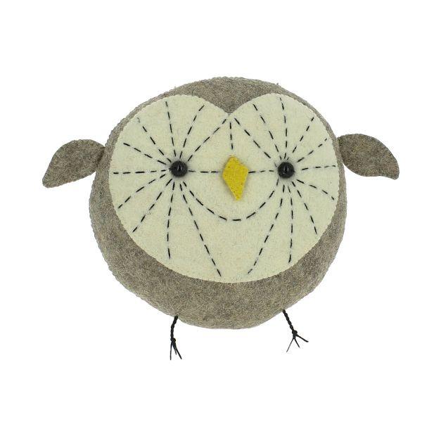 Mini Owl Wall Decoration