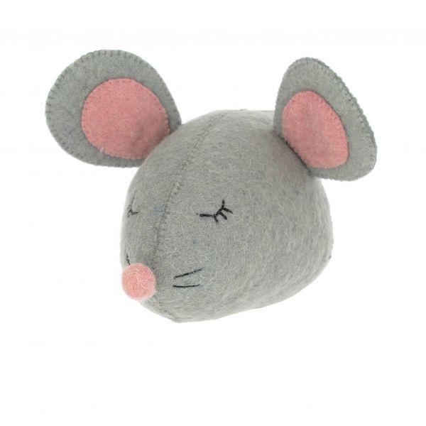 Sleepy Mouse Head