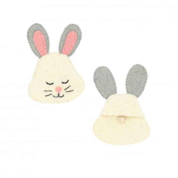Sleepy Bunny Purse