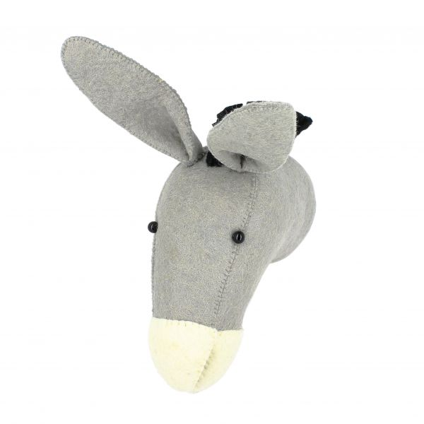 Mini Donkey Head