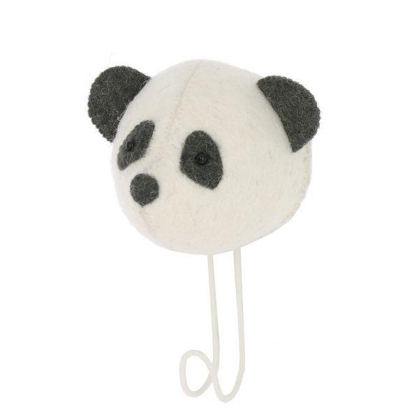 Felt Panda Hook