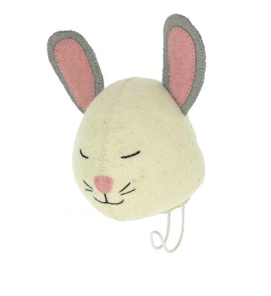Sleepy Bunny Hook