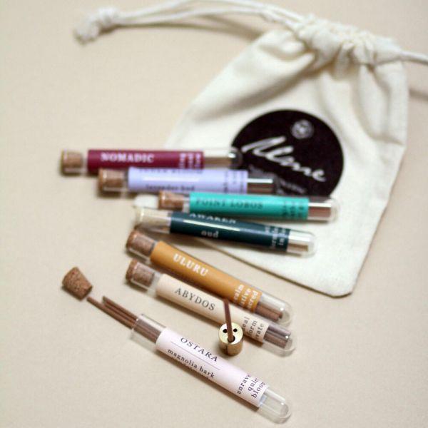 Ume Natural Incense Sample Pack