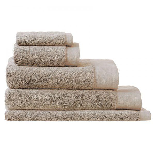 LUXURY RETREAT TOWEL BATH SHEET - NATURAL