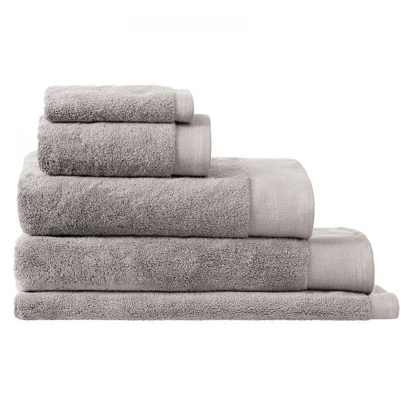 LUXURY RETREAT TOWEL BATH SHEET - PLATINUM