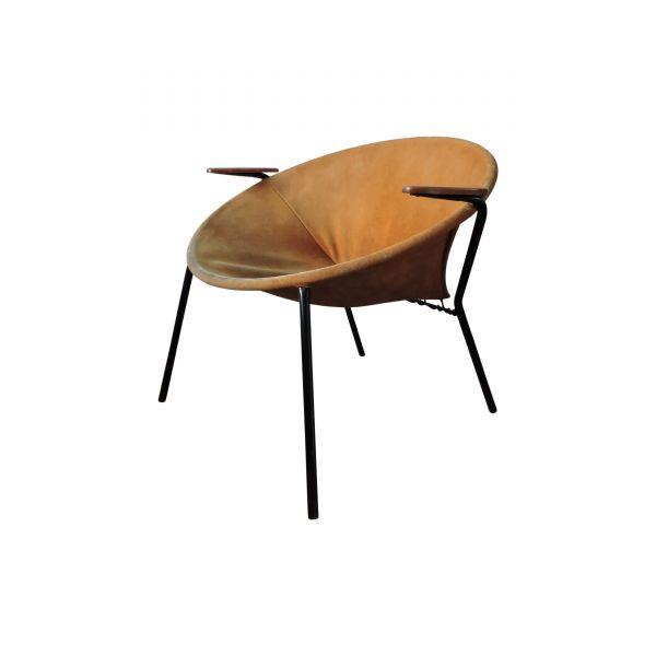 Balloon Chair by Hans Olsen for Lea Design, 1960s