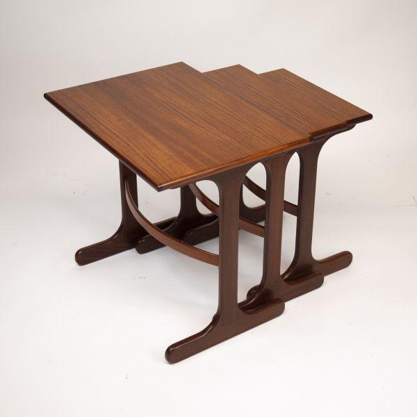 Fresco Nesting Tables by G-Plan, 1960s