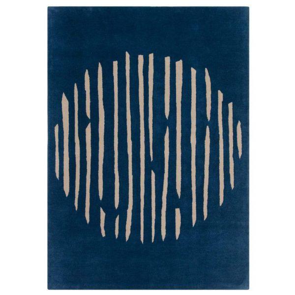 Island Blue Rug 170 x 240 cm