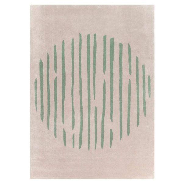 Island Leaf Rug  170 x 240 cm