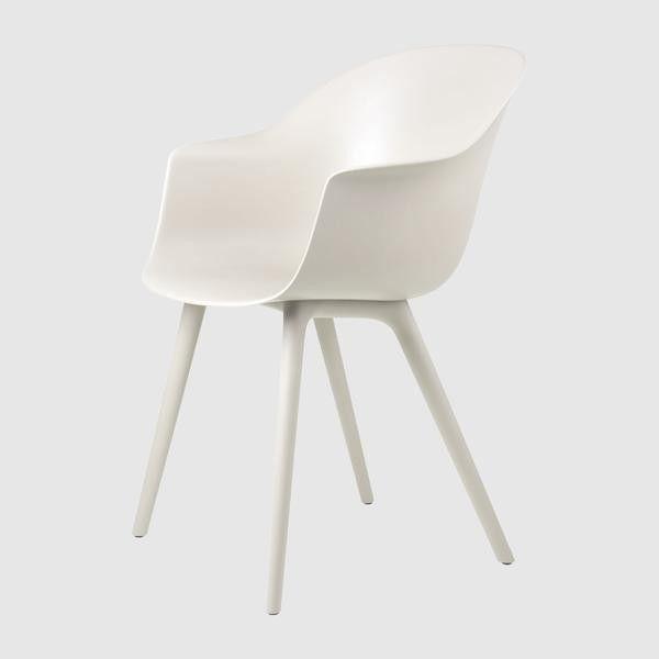 Bat Dining Chair, Plastic edition