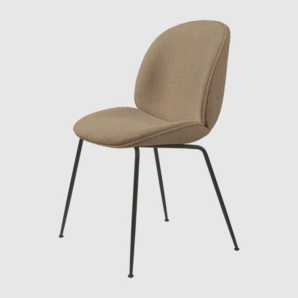 Beetle Chair - Light Bouclé