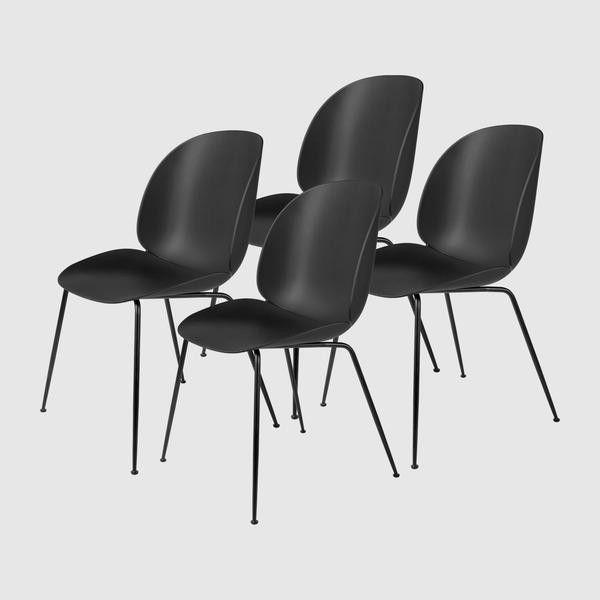 Beetle Chair, set of 4