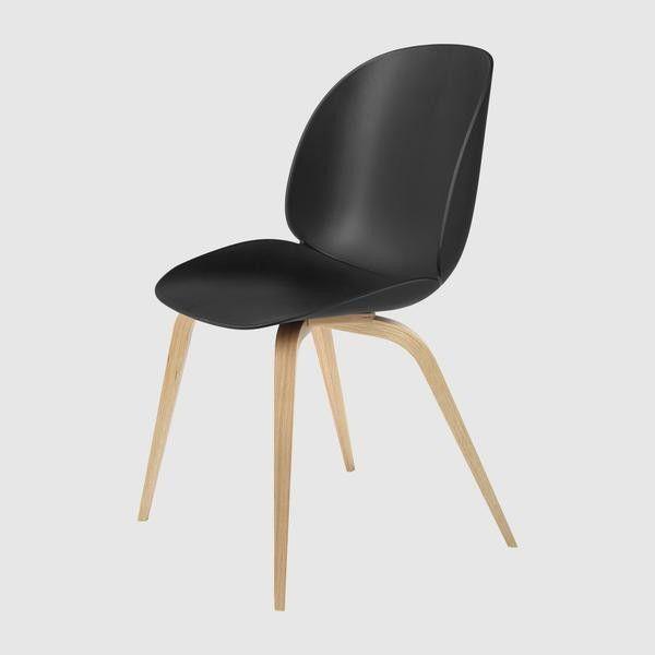 Beetle Chair, Wood Base