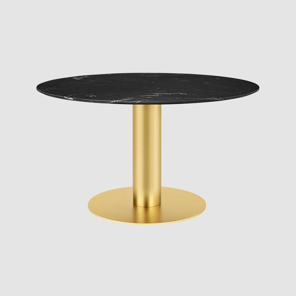 GUBI 2.0 Dining Table - Round, 130cm diameter