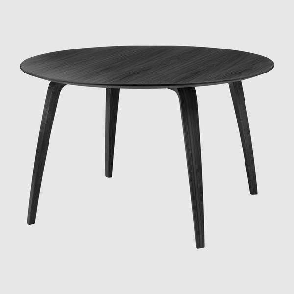 GUBI Dining Table - Round, 120cm diameter