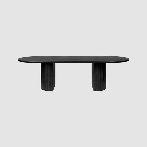 Moon Dining Table - Elliptical 260x105
