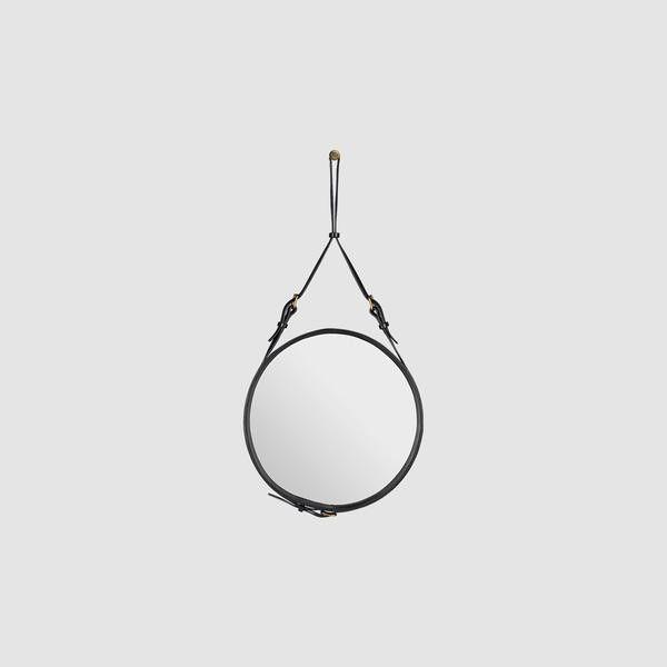 Adnet Wall Mirror - Circular - 45cm diameter