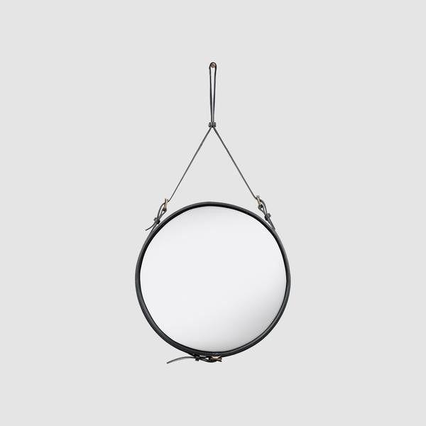 Adnet Wall Mirror - Circular - 58cm diameter