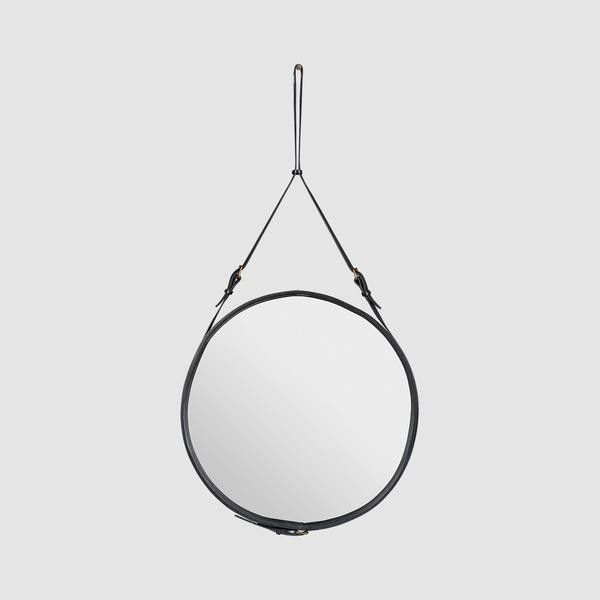 Adnet Wall Mirror - Circular - 70cm diameter