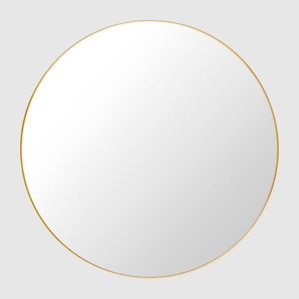 GUBI Wall Mirror - round, 110cm diameter