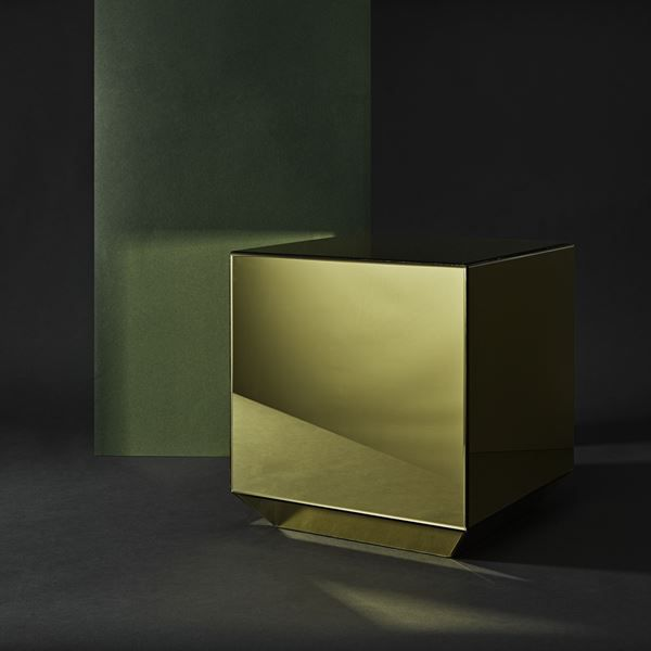 SPECULUM table - Gold