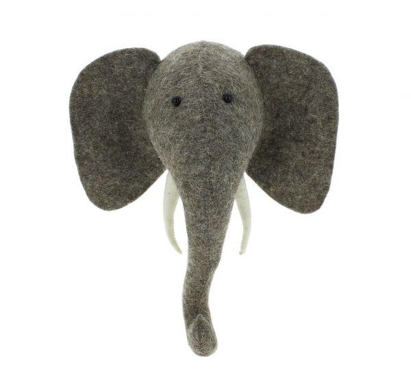 Mini Elephant Head