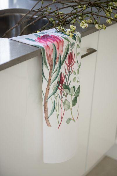 Fynbos Tea Towel