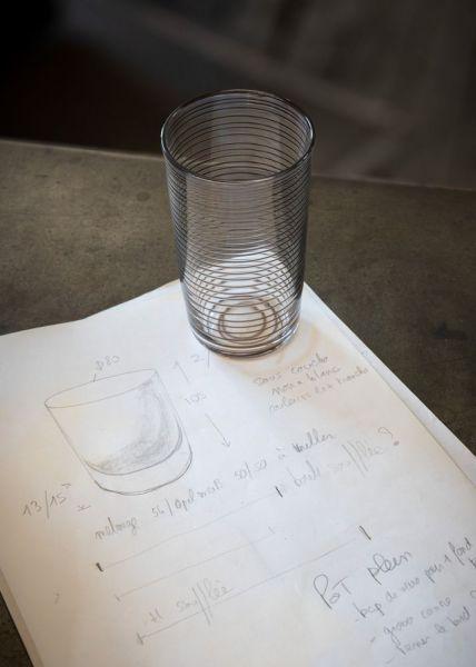 Tornade (Tornado) - Glass