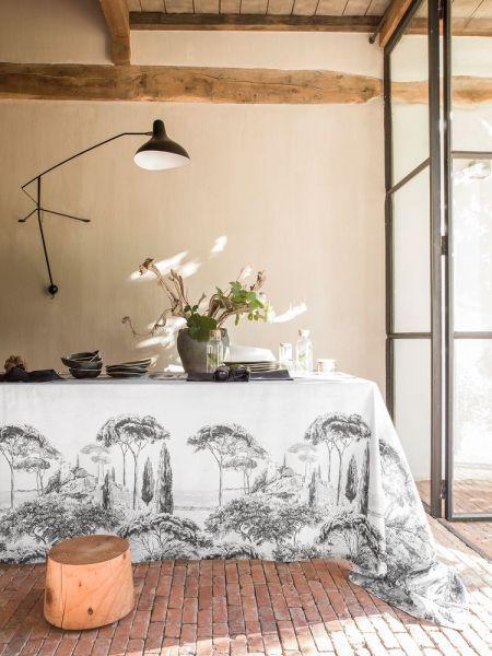 Presqu'île - Tablecloth