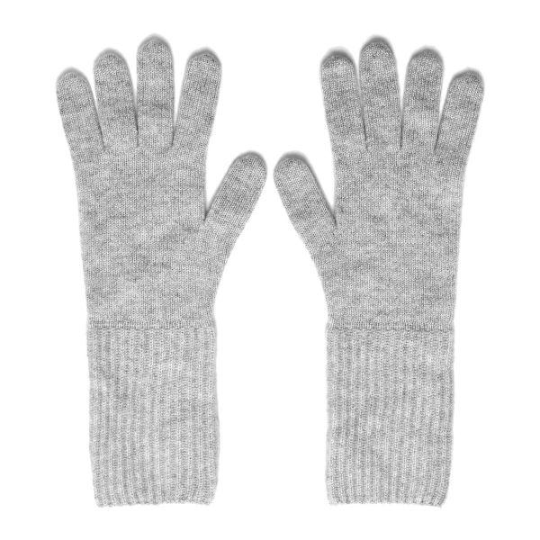 Cashmere Glove in Foggy