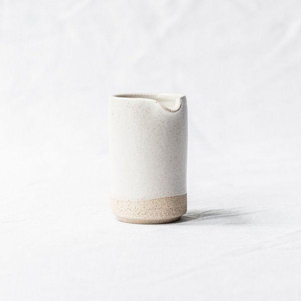 ALEX BASSO JUG - WHITE jug I am Nomad