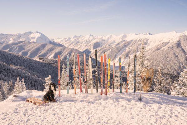 Aspen Mountain Vista - Edition of 75