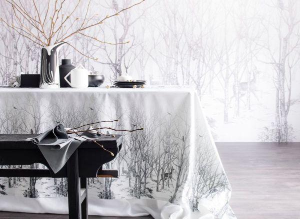Forêt enchantée - Tablecloth