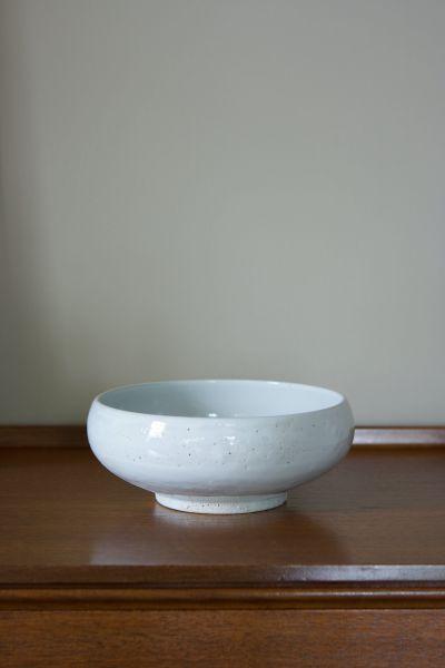 BOWL MADE - IVORY LARGE bowl I am Nomad