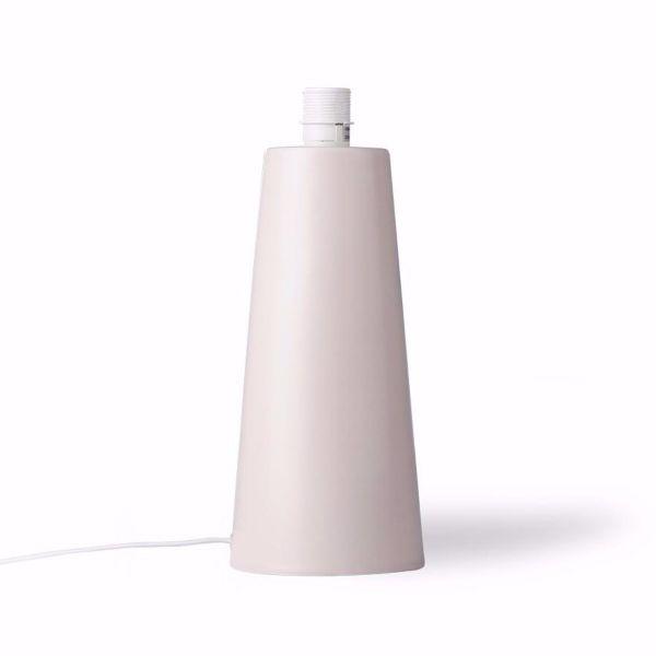 CONE LAMP BASE - MATT SKIN lamp I am Nomad