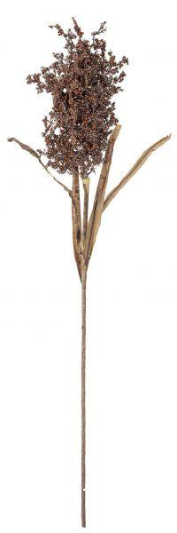 DECORATIVE ARTIFICIAL FOLIAGE - BROWN BERRIES - BY BLOOMINGVILLE FLOWERS BLOOMINGVILLE