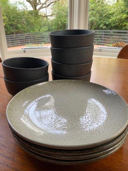 DINING BUNDLE - lunch plates I am Nomad