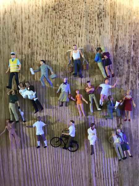 Miniature Characters
