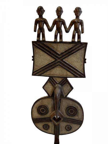 Bwa Mask - Burkina Faso & Mali