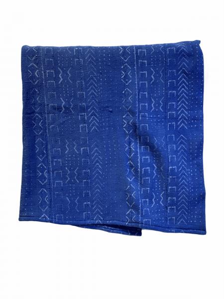 Mud Cloth Handwoven Throw
