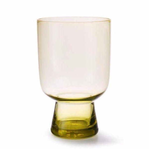 Glass Goblet | Green