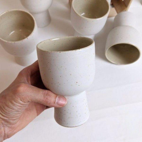 GOBLET CUP - BY LAM CERAMICA VENEZIA cup LAM CERAMICA VENEZIA