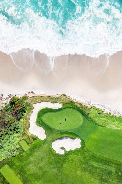 Hole 10, Pebble Beach Golf Links
