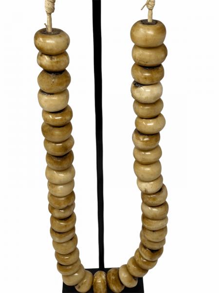 Kenya Beads - light brown