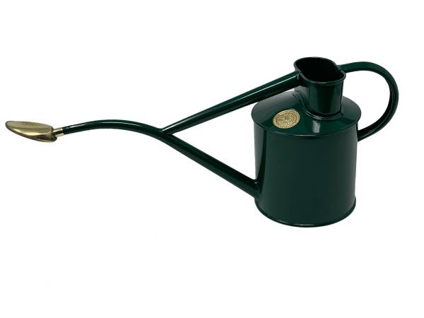 Two Pint Green Steel Pot by HAWS