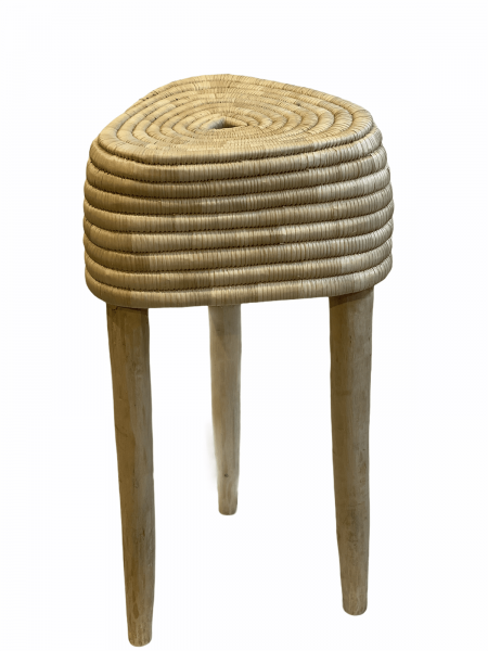 Malawi Side Table/stool - Handmade