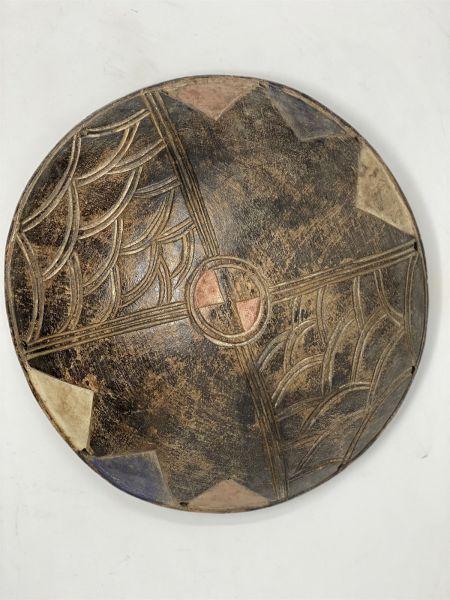 Cameroon Shield Wall display