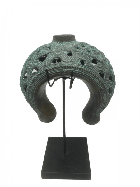 Benin Bangle - Bronze